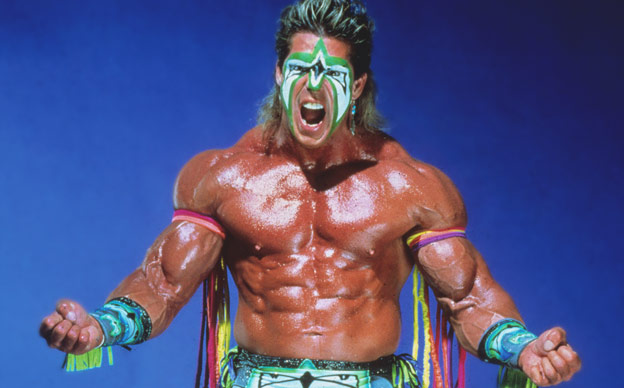 Ultimate Warrior Face Paint Tutorial Ultimate Warrior Face Paint
