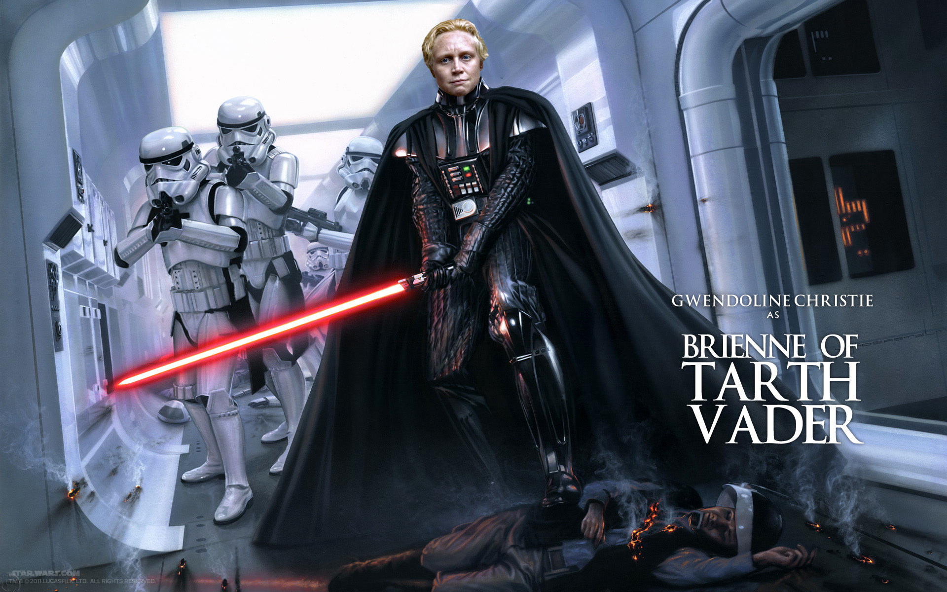 Zweiter Teaser für Episode VII - Seite 2 Brienne-of-tarth-vader-star-wars-episode-vii-gwendoline-christie-as-brienne-of-tarth-vader