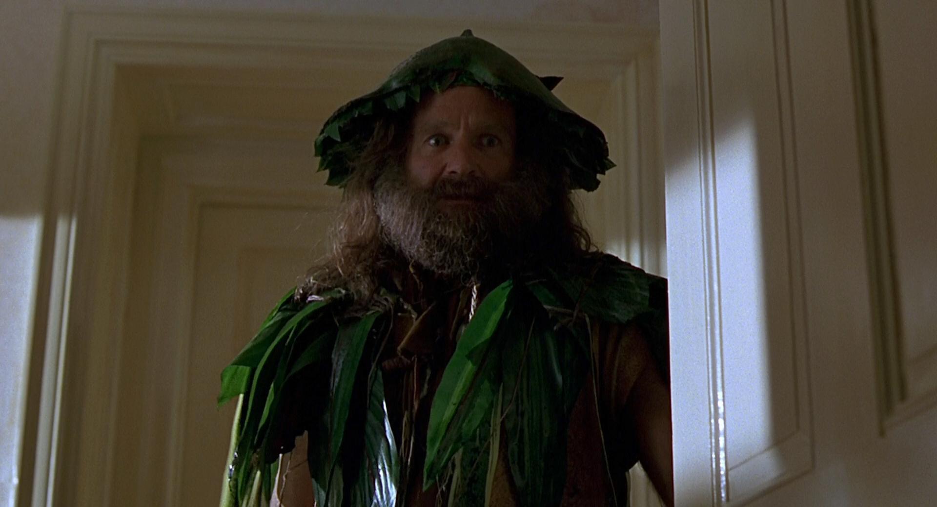 Robin Williams Jumanji In actuality  Jumanji is a fun