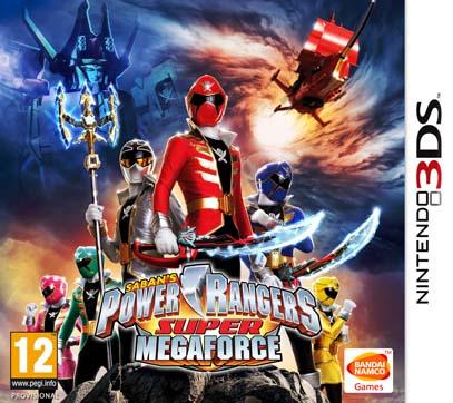 Power Rangers Super Megaforce Now Available