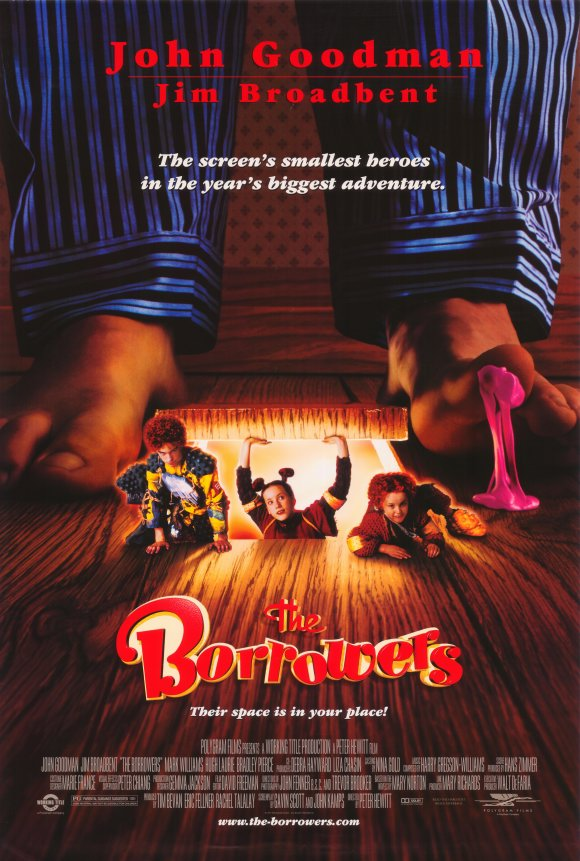 Forgotten Childhood - The Borrowers (1997) | The Arcade