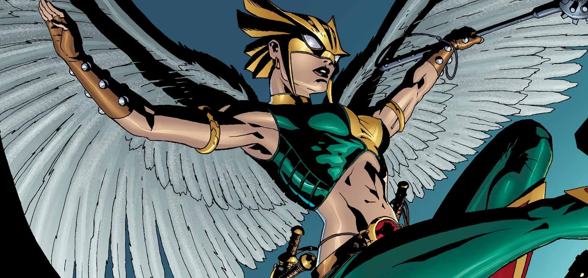 Ciara Renée Cast As Hawkgirl In Arrow/The Flash Spinoff