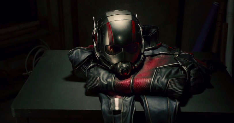 New Images For Upcoming Film Ant-Man Released