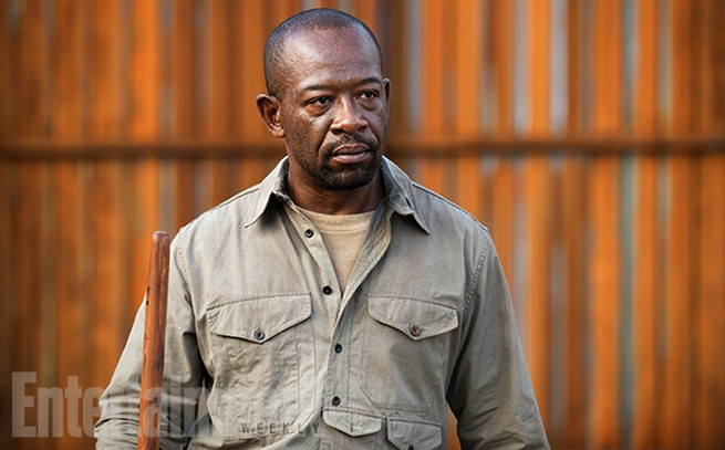Morgan's Background To Be Revealed In The Walking Dead Season 6