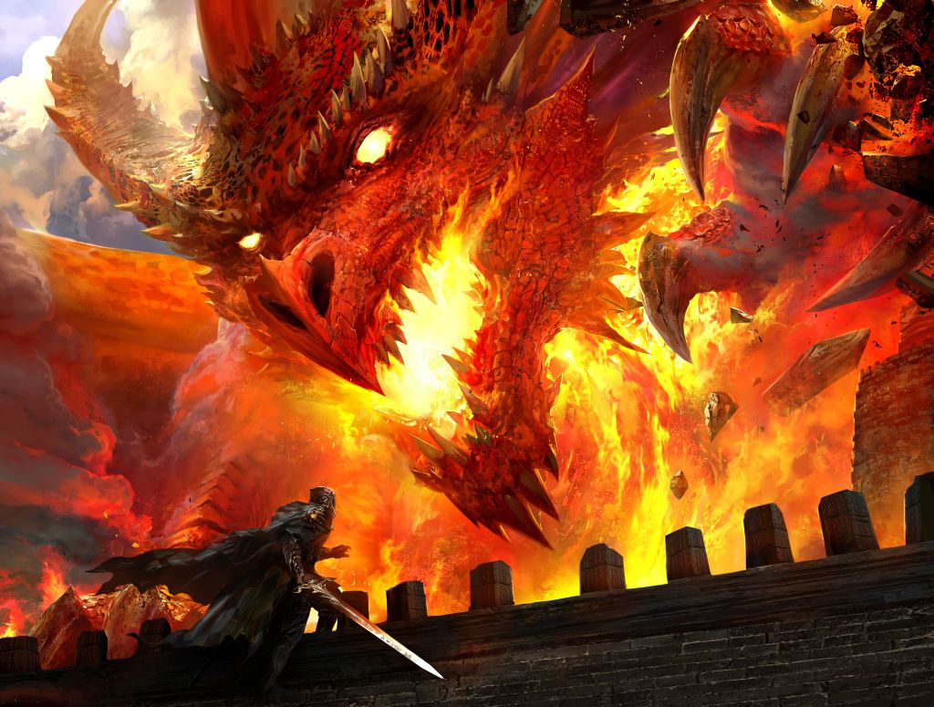 Warner Bros. Officially Working On A Dungeons & Dragons Movie