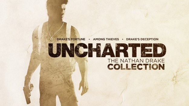 Uncharted: The Nathan Drake Collection Gets Special Edition