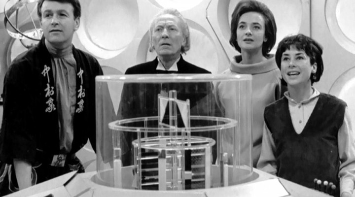 Doctor Who The Ian And Barbara Years The Arcade