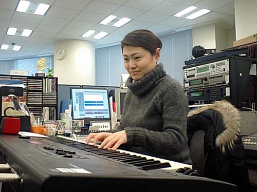 Michiru Yamane Icons Of Inspiration Michiru Yamane Video Game Composer
