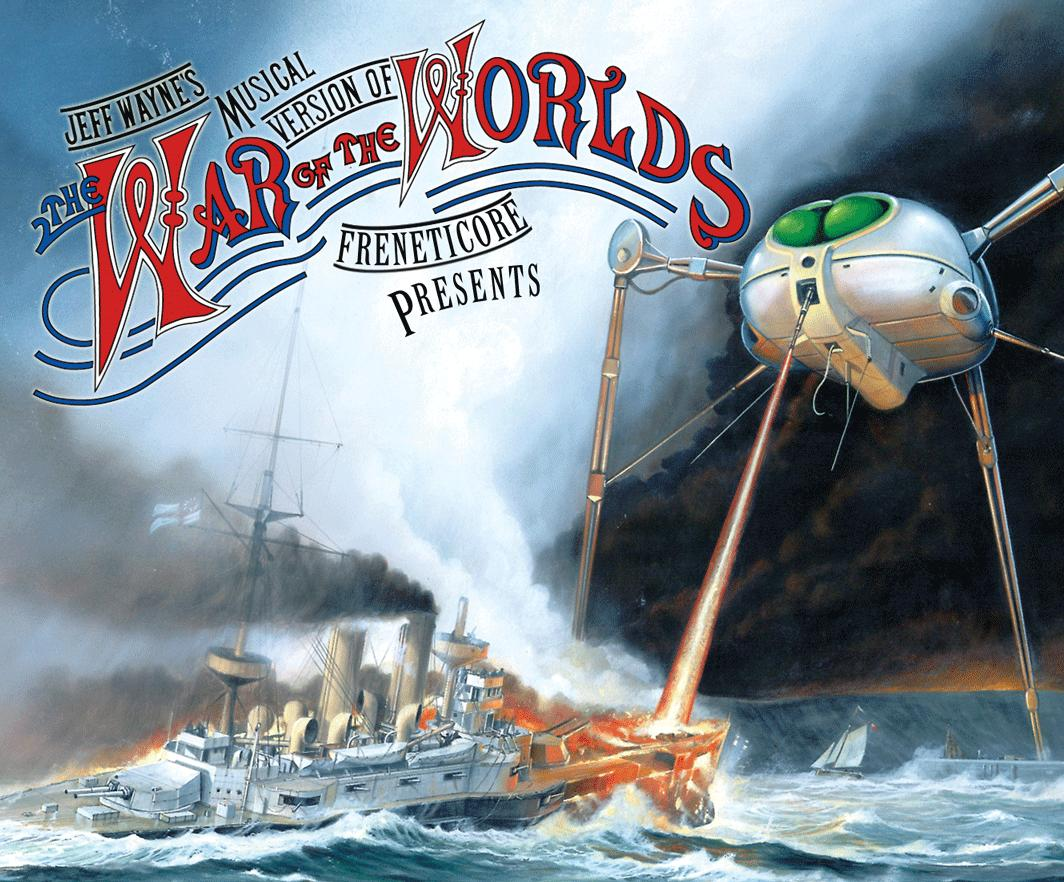 war of the worlds video