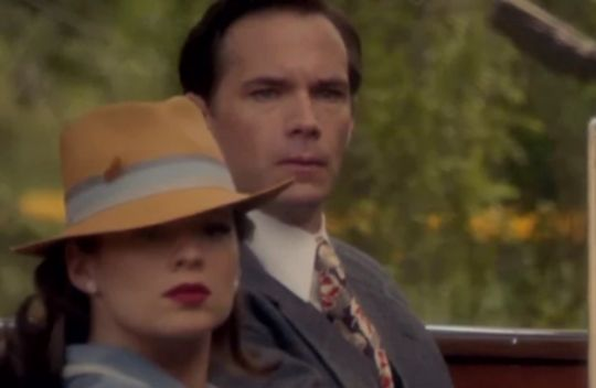 """New Agent Carter Promo Announces """"Peggy Carter is Back"""""""