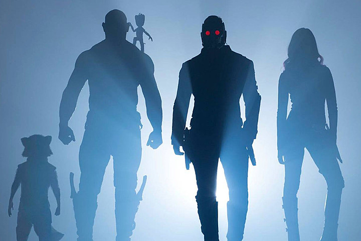 Guardians of the galaxy vol 2 cast teaser released the arcade