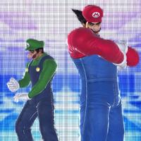 Tekken Tag Tournament 2 Wii U Style