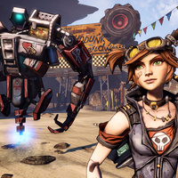 Borderlands 2 Mechromancer DLC is out today