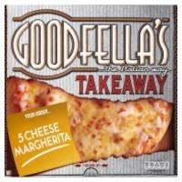 Competition: Win Free Goodfella's pizza!