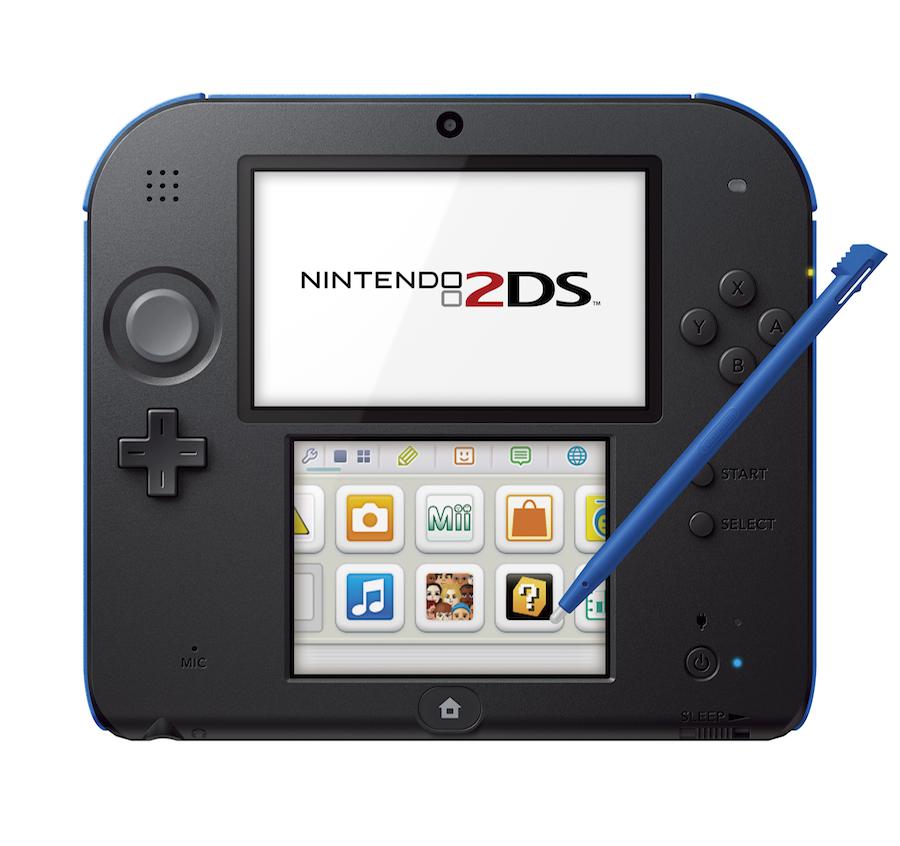 Nintendo 2DS?