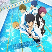 Review: Free! – Iwatobi Swim Club