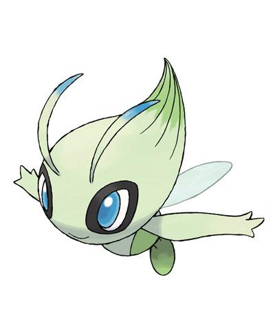 Pokémon Bank: Free Celebi