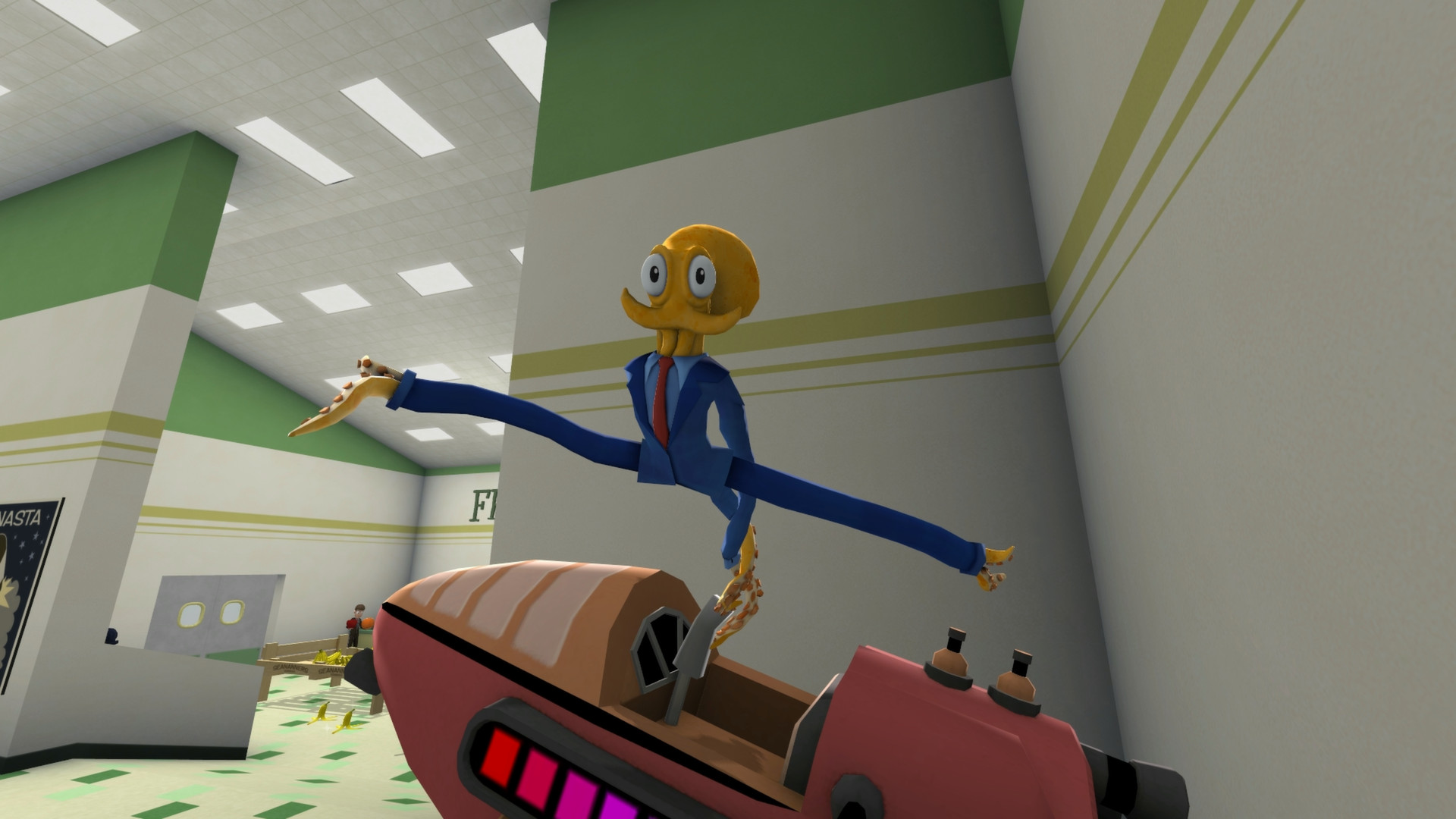 At a Glance: Octodad Dadliest Catch