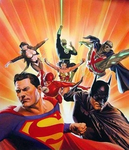 Justice League Movie Is Confirmed