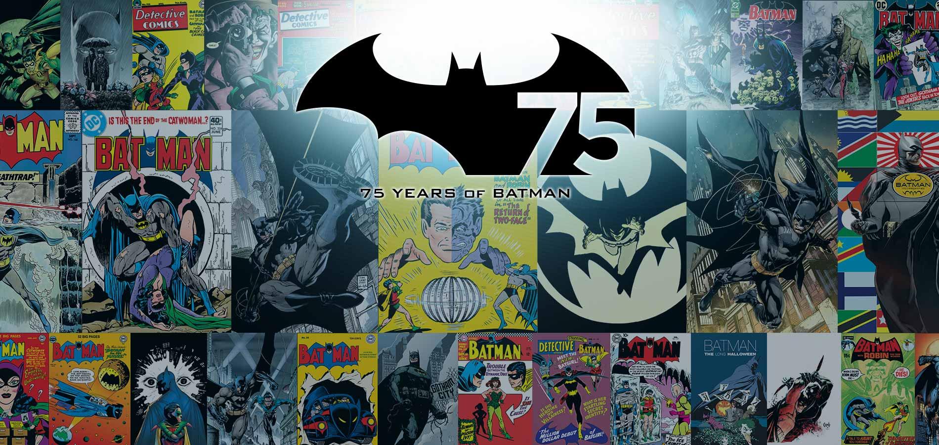 Top 10 – Batman Graphic Novels