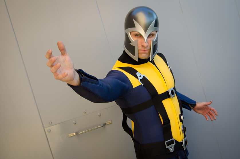 Magneto - Cosplayer and Photo Unknown