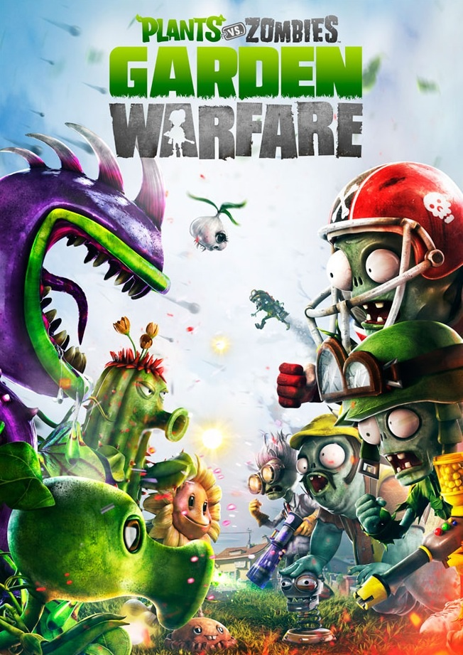 Plants Vs. Zombies: Garden Warfare Coming To PS4, PS3 And PS Vita