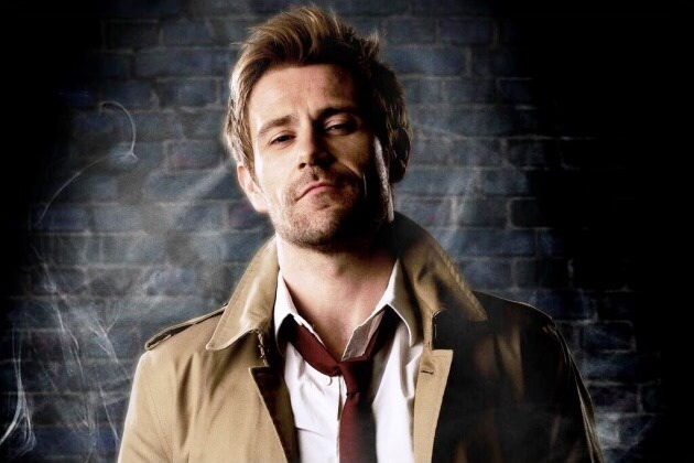 NBC's 'Constantine' Trailer Is Here