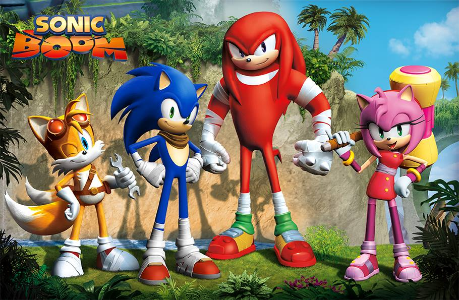 """New Character """"Sticks"""" Revealed For Sonic Boom"""