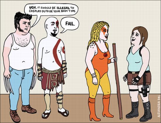 fat-girls-cosplay_double-standard