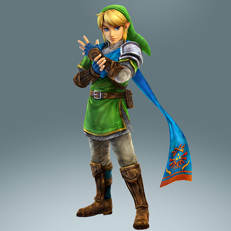 New Screenshots Of Hyrule Warriors Shows New Characters