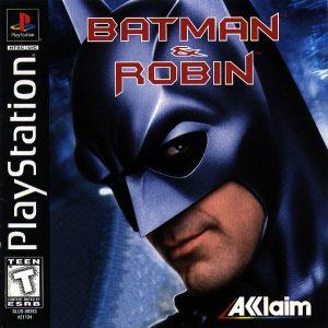 Batman & Robin [U] [SLUS-00393]-front