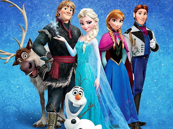 Once Upon A Time Reveals Frozen Casting