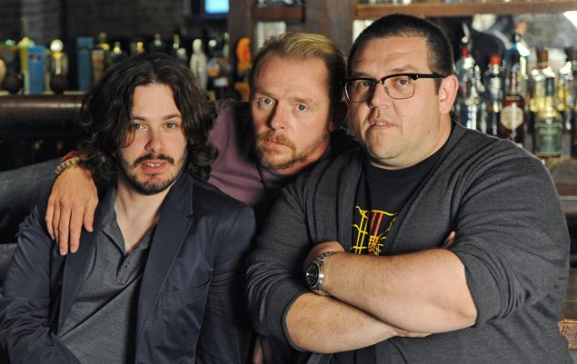 Edgar-wright-Simon-Pegg-and-Nick-frost