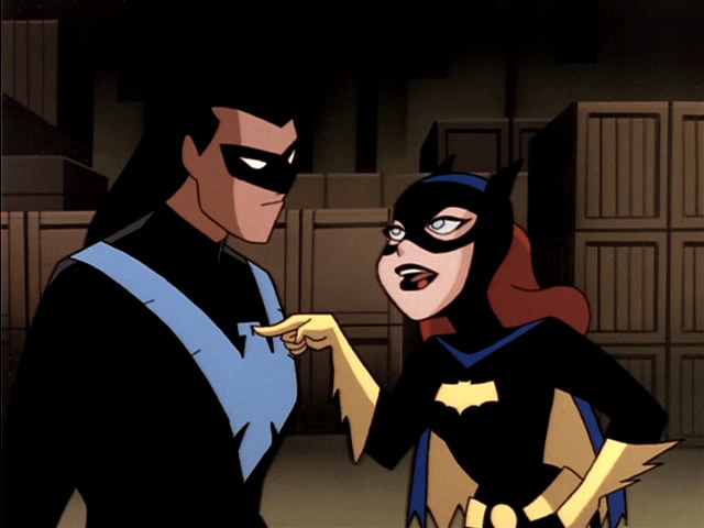 Nightwing_and_Batgirl
