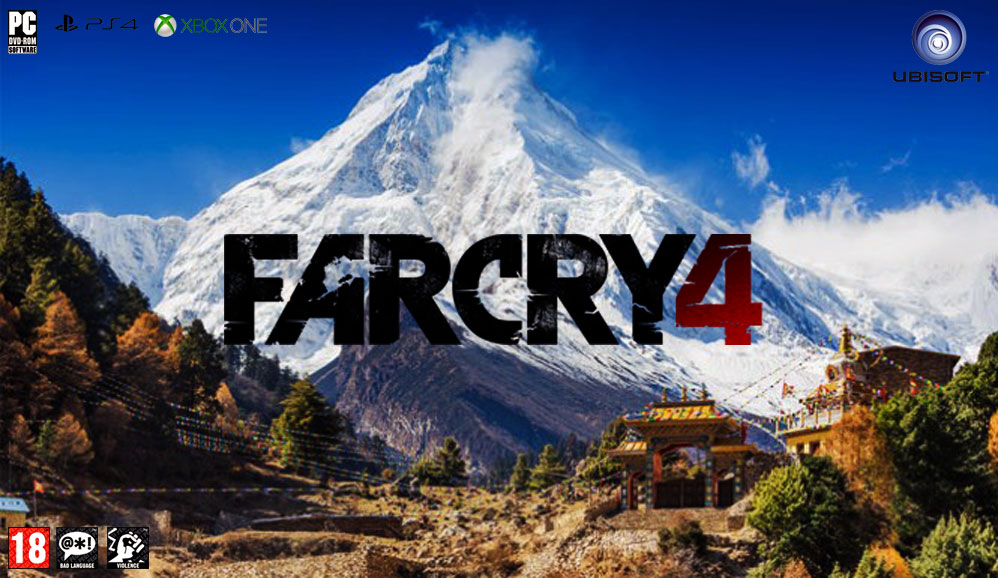 Far Cry 4 Gameplay Trailer The Arcade
