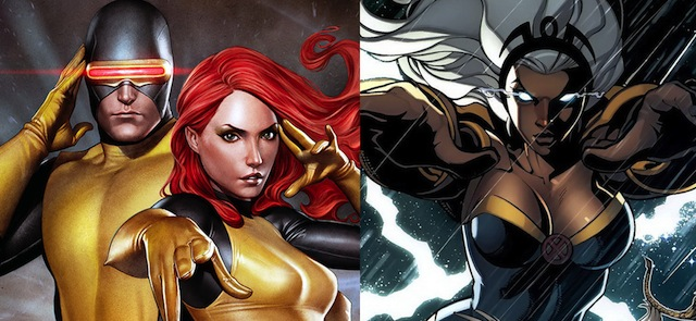 X-Men: Apocalypse's Storm, Cyclops and Jean Grey Casting Confirmed