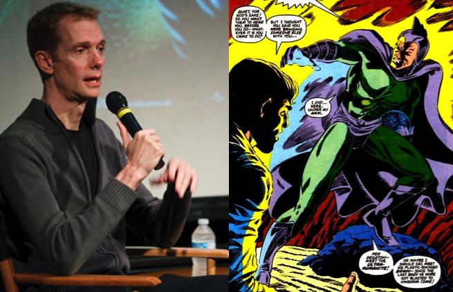 Doug Jones Cast As Arrow Villain Deathbolt
