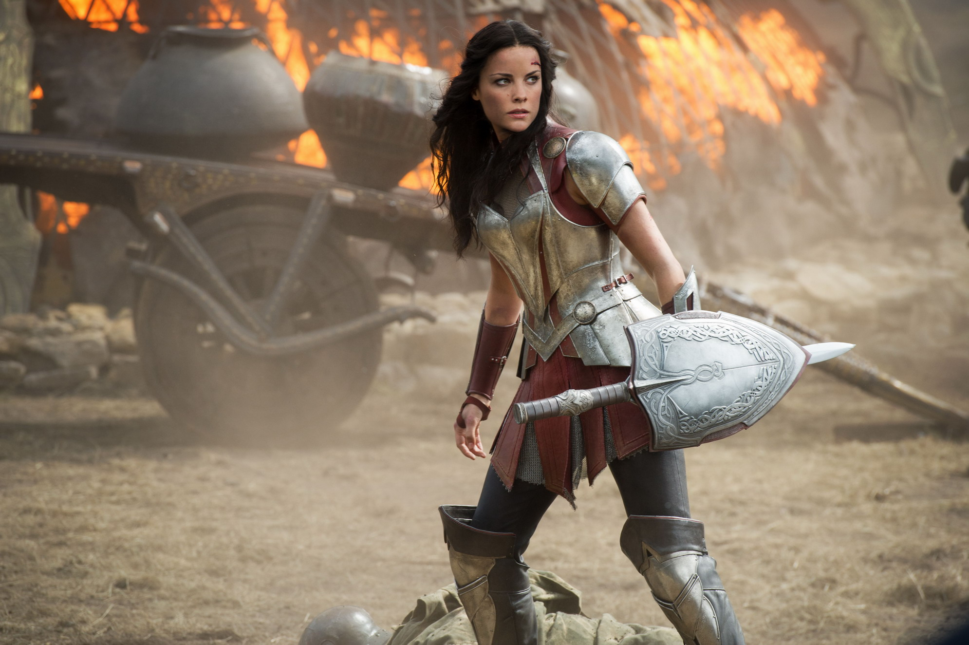 Thor's Jaimie Alexander To Star In NBC's Blindspot