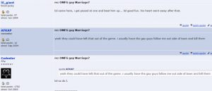 Fable Gay Marriage