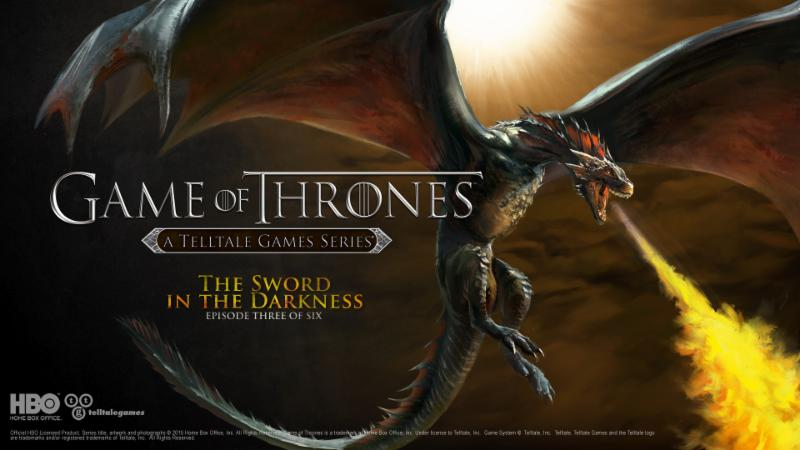 Telltale Games Release Trailer For Games Of Thrones Episode 3