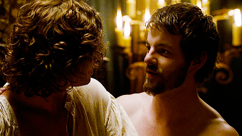Loras And Renly Game Of Thrones