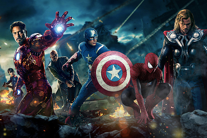 Age Of Ultron Meets Spider-Man In Fan-made Trailer