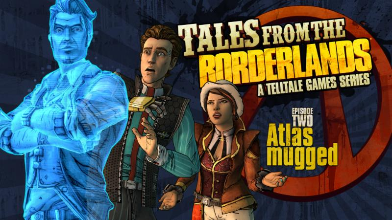 New Trailer For Tales From the Borderlands: Episode Two, Atlas Mugged