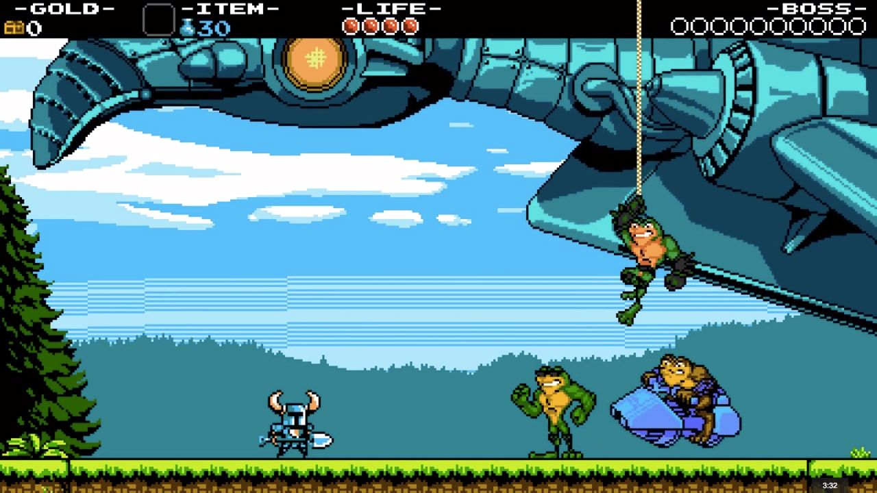 Battletoads To Return With Appearance In Shovel Knight On Xbox One