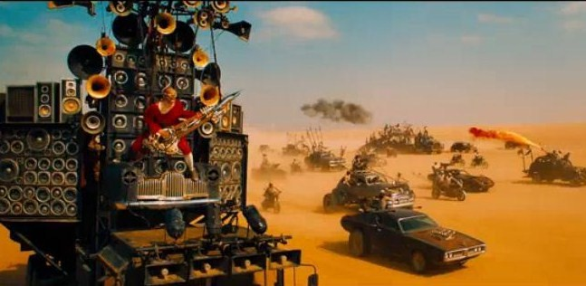 Mad Max: Fury Road Continues To Look Insane In New Trailer