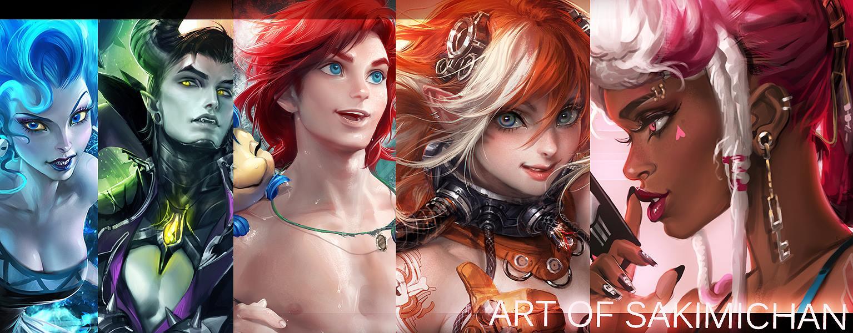 Gallery – Genderbend Disney