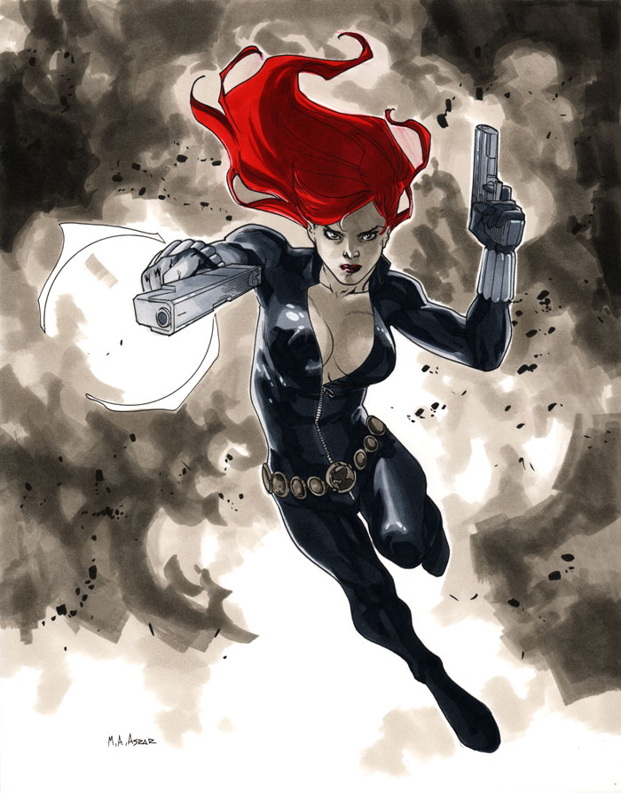 Black Widow - Mahmud Asrar
