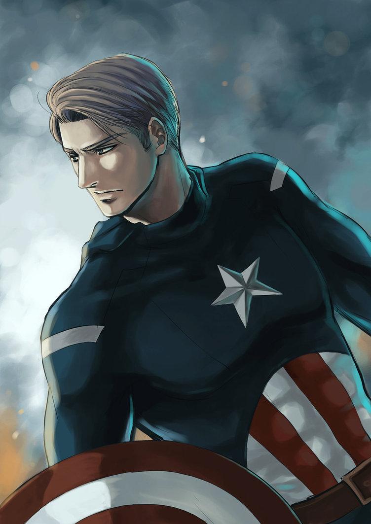 Captain America - Lul-lulla