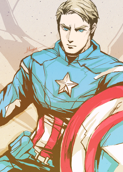 Captain America - shinjyu