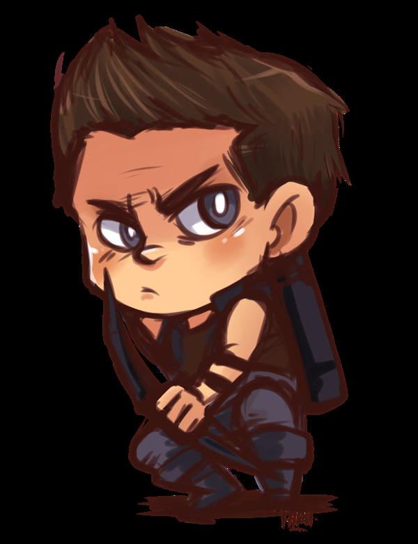 Hawkeye - KiiruSama